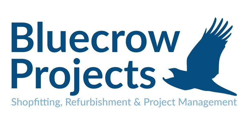Blue Crow Projects UK Logo