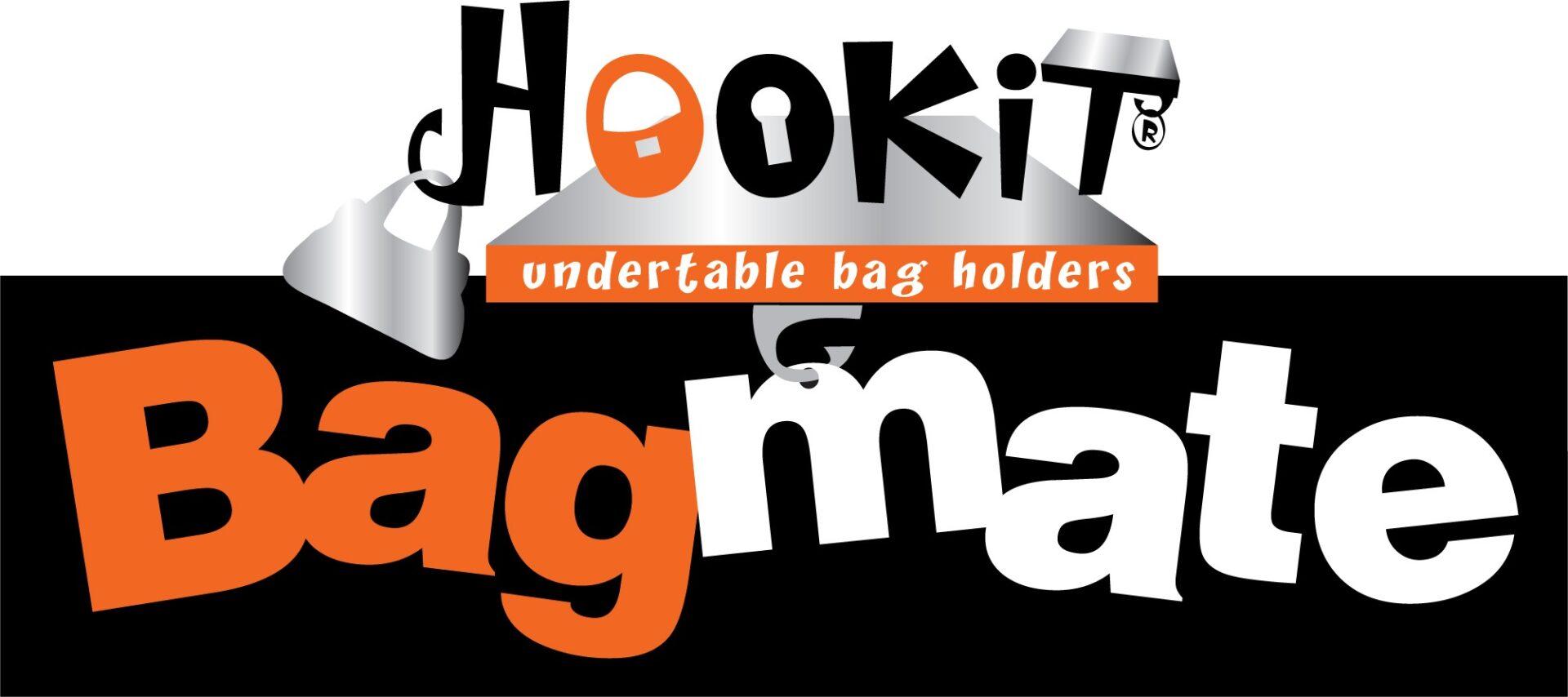 hookit bagmate logo