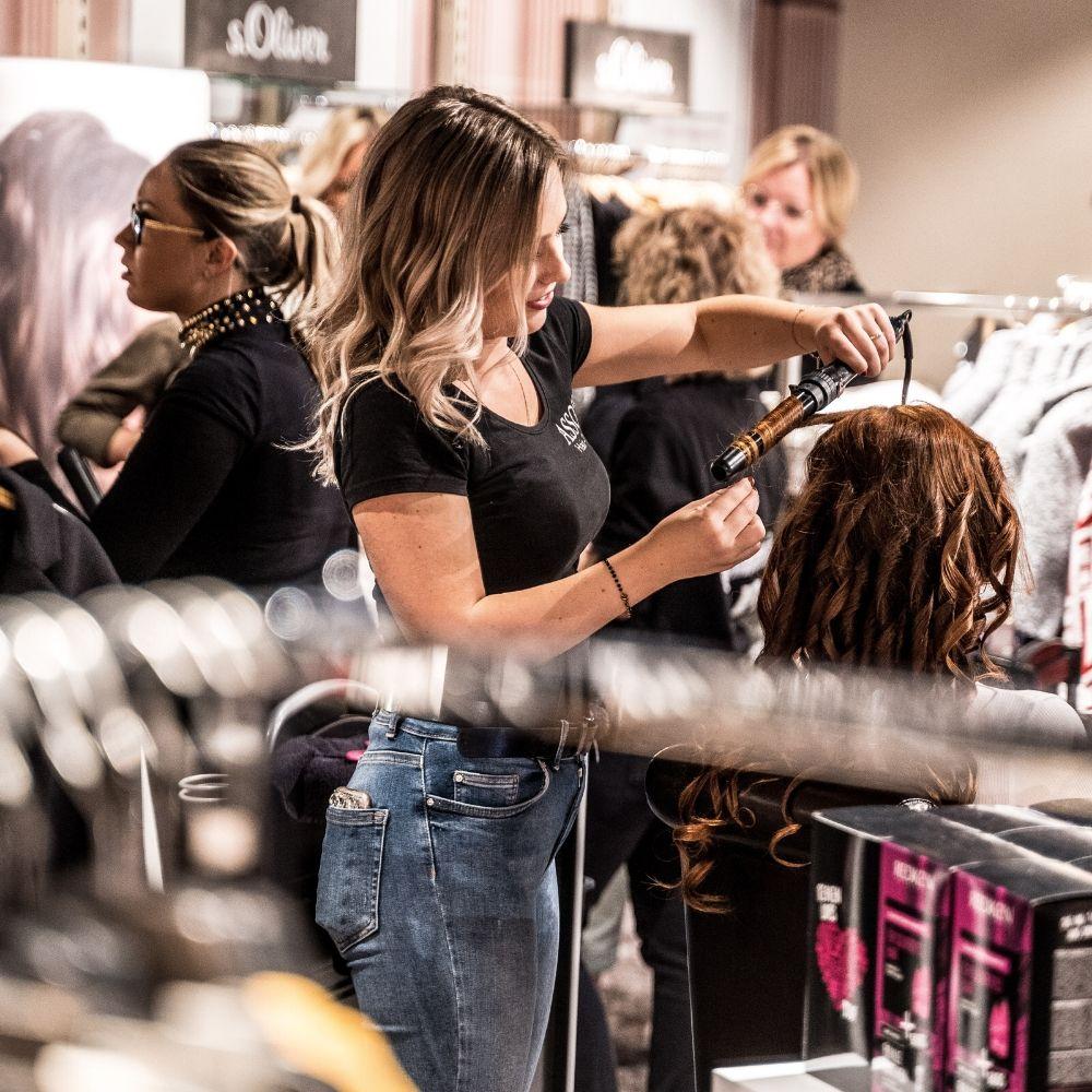 Hair Dressing Salon Hand Bag Hooks - Bagmate